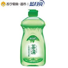 蓝月亮 天然绿茶洗洁精 500g 折5元(9.9,买2付1)