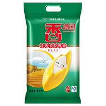 香满园 特选长粒香米 5Kg *3件   79元(32.9,3件8折)