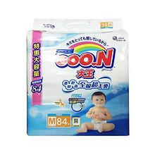 大王 婴儿纸尿裤 中号M84片 99元
