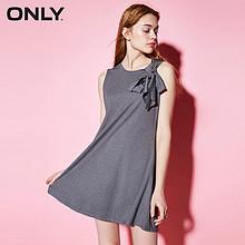 ONLY 可拆卸系带宽松基本款连衣裙 99.5元包邮
