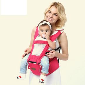贝儿健 婴儿多功能腰凳背带 129元包邮(159-30券)
