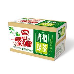 部分地区有货# 达利园 青梅绿茶500ml*15瓶 28.9元