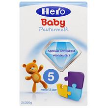 天赋力  婴儿配方奶粉 5段 700g 83.9元包邮包税