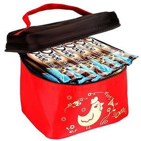 德芙 巧丝威化夹心巧克力棒 60支 675g*2件   76元包邮(2件5折)