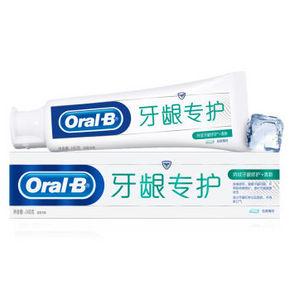 欧乐-B 持续牙龈修护+清新牙膏140g*6件  75元(215-100-40)