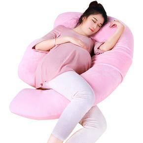 孕妇托腹护腰侧睡靠枕 68元包邮(88-20券)