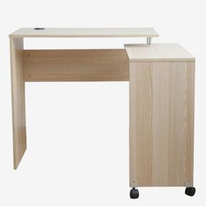 雅客集  多功能移动电脑书桌 99元包邮
