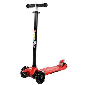悠比 儿童四轮滑板车 68元包邮