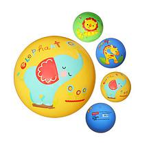 多色可选# 费雪 儿童充气玩具球 10*14cm 5.8元包邮(10.8-5券)