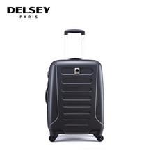 Delsey 法国大使拉杆箱 纤巧黑色20寸  199元