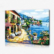 多风格可选# 魔术手 diy数字油画 40*50cm 13元包邮