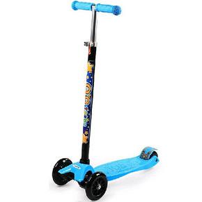 贝蒂龙 瑞士款 儿童滑板车 蓝色 109元包邮(119-10券)