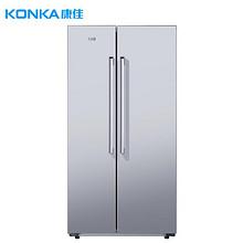 KONKA 康佳 BCD-425GY5S 对开门节能冰箱 1949元(定金49+尾款1950-50券)