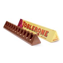 瑞士三角 牛奶葡萄干巧克力 100g*6支 *2件    69.8元包邮 35元