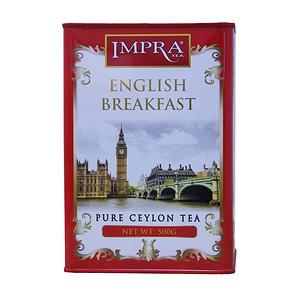 IMPRA 英伯伦 英式早茶 大叶红茶 500g 93元