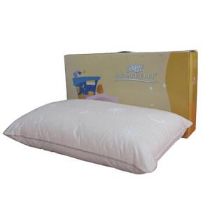 安睡宝  悠丝七孔儿童枕送枕袋 60*35cm 39元(119-80券)