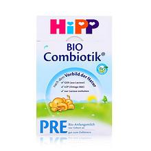 德国喜宝 宝宝进口益生菌奶粉Pre段 600g 19.9元包邮
