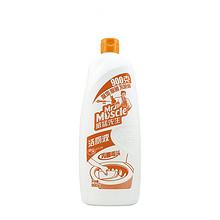 家中必备# 威猛先生 柑桔清香洁厕液900g 5元(2件5折)