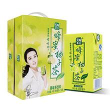 夏日饮品# 天喔茶庄 蜂蜜柚子茶250ml*16 16.9元