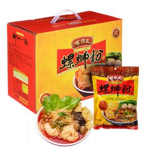 广西特产# 螺霸王 螺蛳粉礼盒装280g*6袋 49.9元包邮