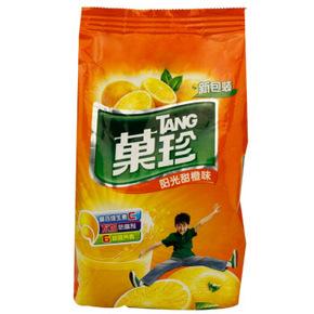 囤货好价# 果珍 阳光甜橙袋装750g 11.9元(2件8折)