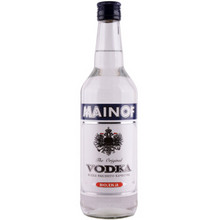 MAINOF 迈恩弗 法国进口伏特加酒 700ml 折19.5元(39,2件5折)