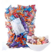 阿尔卑斯 牛奶混合硬糖散袋装250颗*1kg 33.9元