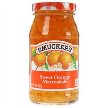 美国进口# 斯味可 甜橙果味酱 340g 9.9元