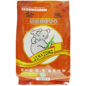 泰式米饭香# 金熊 茉莉香米 1kg*2 19.8元(39.6,买2免1)