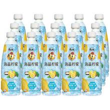 康师傅 海晶柠檬500ml*15瓶整箱装 29.9元