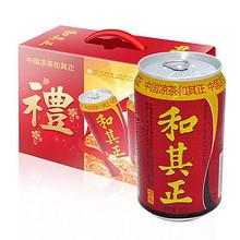 达利园 和其正凉茶植物饮料罐装310ml*12  22.9元