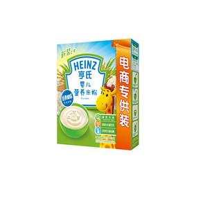 百年经典# 亨氏 婴儿营养米粉325g 15.4元