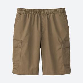 UNIQLO 优衣库 男装工装短裤  79元