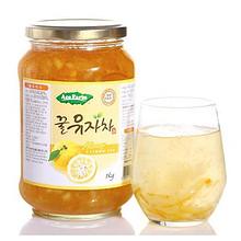 Ace Farm爱思忆农庄蜂蜜柚子茶1kg 9.9元