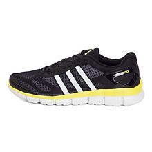双11提前加购# adidas 阿迪达斯 男子网面透气跑步鞋 175元