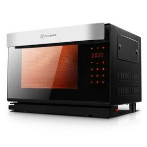 美国西屋 家用多功能蒸汽电烤箱