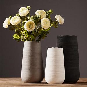 唐朝 现代简约陶瓷花瓶