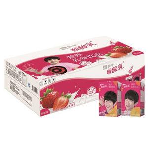 蒙牛 酸酸乳 草莓味