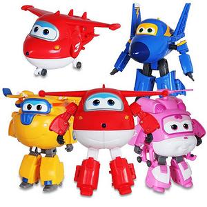 超级飞侠 玩具四件套装