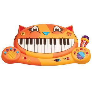 BToys大嘴猫咪钢琴