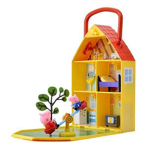 小猪佩奇过家家玩具屋