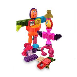 B.Toys 鬃毛积木玩具塑