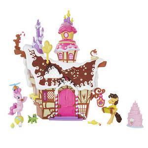 孩之宝 小马宝莉水晶城堡